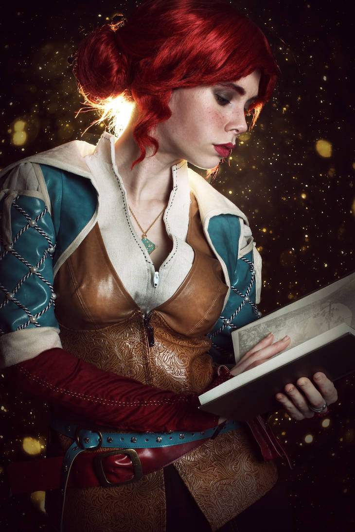 Triss Merigold - The Witcher by FioreSofen