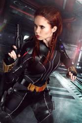 Black Widow - Marvel Comics