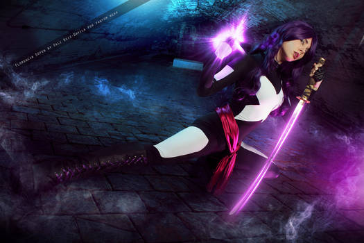 Psylocke - Marvel Comics