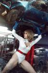 Power Girl - DC Comics