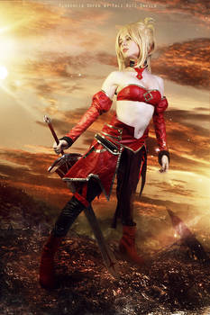 Mordred - Fate Apocrypha