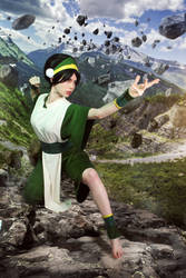 Toph Beifong - Avatar: The Last Airbender