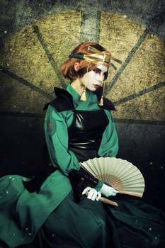 Suki - Avatar The Last Aibender