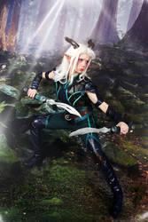 Rayla - The Dragon Prince