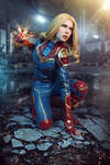 Captain Marvel - Marvel Comics