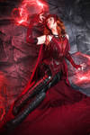 Scarlet Witch - Marvel Comics