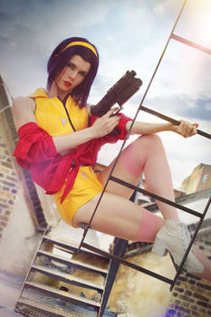 Faye Valentine - Cowboy Bebop