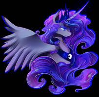 Moonlight Sadness by Invidiata