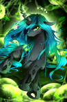 Queen Chrysalis: Bow down to me