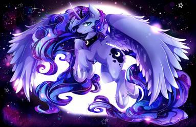 Princess Luna - Bright Night