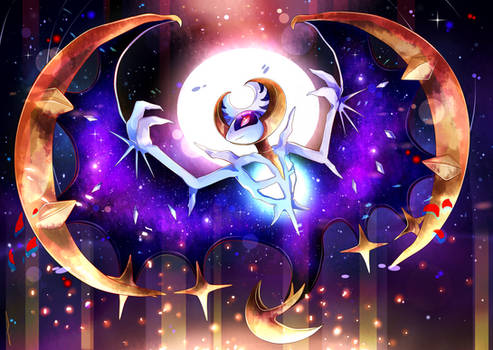 Lunala: Shine of the Moon - Pokemon