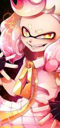 Pearl - Splatoon 2 by Invidiata