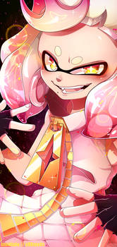 Pearl - Splatoon 2 by Invidiata