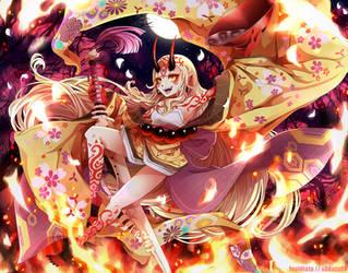 Fate Grand Order - Ibaraki Douji
