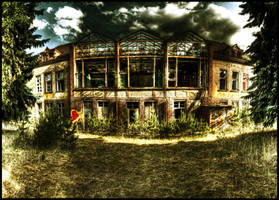maniac mansion by otsego-amigo