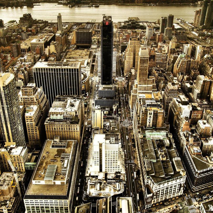 urban jungle by otsego-amigo on DeviantArt