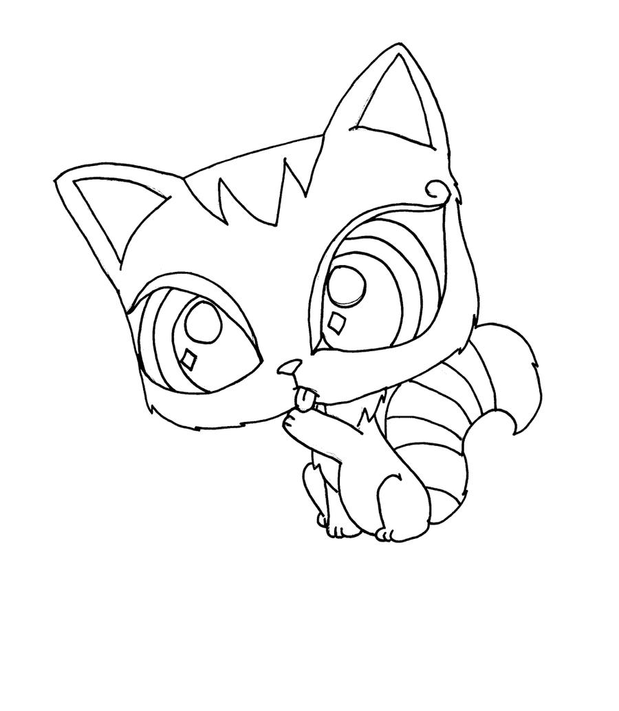 Cute Kitty by Catsie95