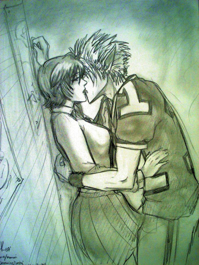 Dreaming Desire by kara-lija