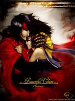 Beautiful Chaos...doujin cover by kara-lija