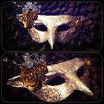 The Goblin Queen mask