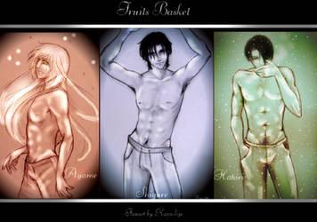 Shirtless Mabudachi wallpaper by kara-lija