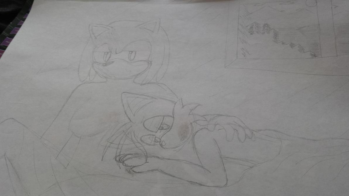 Sleep now my little fox by RandomFoxFan