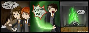 Harry Potter [Strip]