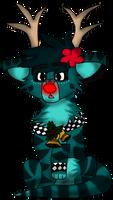 Kiki the Red-Nosed Reindeer