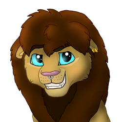 The Pirate Lion