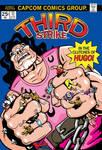 Third Strike comic book