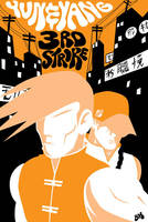 Peace and Blood: Yun and Yang by bowbood