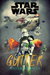 BOOK COVER CONCEPT ART | Star Wars the Clone Wars