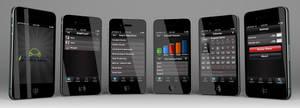 iOS4 iInstruct app UI design