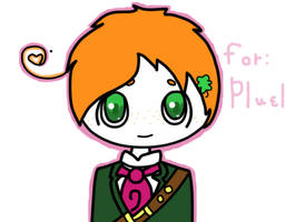 For: Pluel (Craig) by monsters-boy