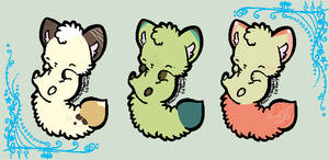 baby Adoptables 17 (SOLD) by monsters-boy