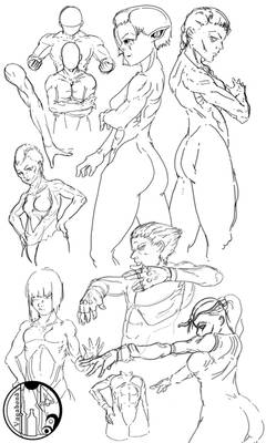Sketch Page #107