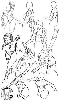 Sketch Page #108