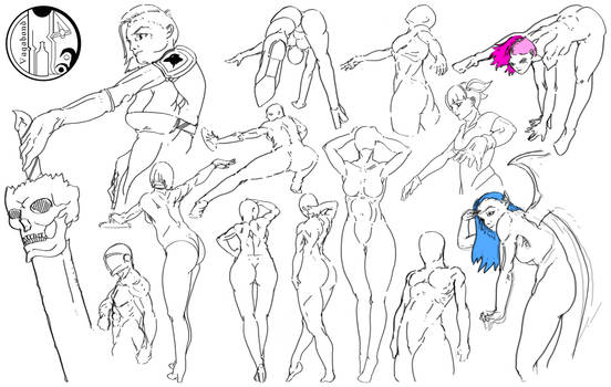 Sketch Page #109