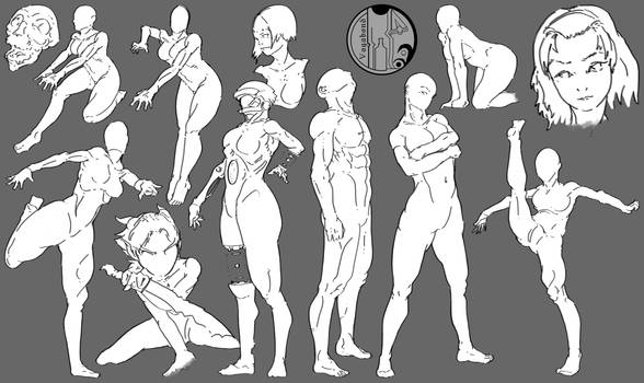 Sketch Page #110