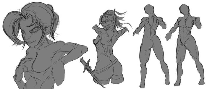 Fast and Lazy sketches