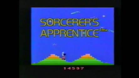Sorcerer's Apprentice Video Game by Chuggachooga