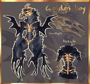 *open* Golden Boy