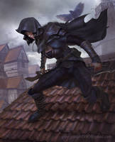 Assassin Ver 2.0 by Giby-Joseph