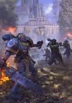 Siege of the manufactorum
