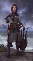 Pirate Girl by Giby-Joseph
