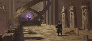 Temple Interior V02
