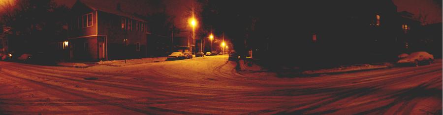 Snow corner by RawNinjaberry