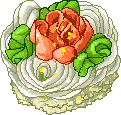 Cake Icon by amanokawa