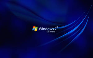logo Win 7 Ultimate by Vinis13
