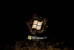 Windows 7 Ultimate Wallpaper by Vinis13